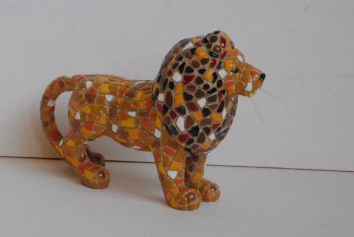 Barcino Designs Lion